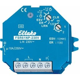 Wireless Actuator - Impulse Switch with integr. relay function FSR61NP
