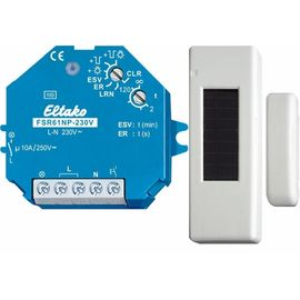 Impulse Switch with integr. relay function FSR61NP function FSR61NP with Wireless Sensor FTK-rw