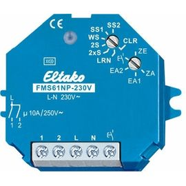 Wireless Actuator Multifunction Impulse Switch FMS61NP